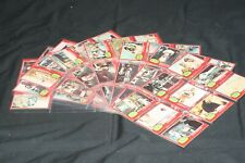 VTG 1977 OPC STAR WARS TRADING CARDS SERIES 2 RED O-PEE-CHEE RARE CDN VERSION