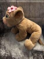 Vintage Disney The Lion King Floppy Simba Stuffed Animal Plush Large Just Play