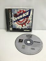 NHL Open Ice 2 on 2 Challenge (Sony PS1 Playstation 1) Complete CIB Tested RARE