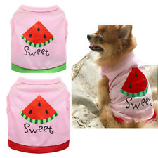 Pet Dog Vest Puppy Small Dog Chihuahua Shirts Coat Fashion Summer Dog T-Shirt