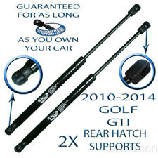 2 Rear Hatch Liftgate Lift Supports Shock For 10-14 VW Golf GTI Wagon Hatchback