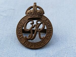 The National Defence Company cap badge OSD.