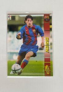 Lionel Messi 2004 rookie reprint