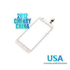 US White For BLU Studio 5.5 K D710 Touch Screen Digitizer replacement