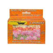 I Can't Believe It's a Sponge Tulips & Flower Petals Scrubber Sponge -  2pk