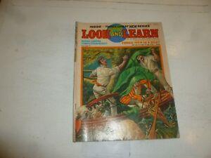 LOOK & LEARN Comic - No 894 - Date 10/03/1979 - UK Paper Comic