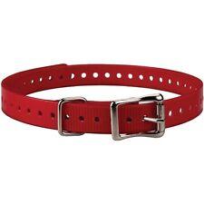Garmin 3/4-Inch Collar Strap for Garmin Delta Series Red