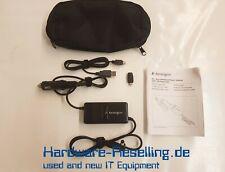 Kensington Dell Notebook Netzteil 90 Watt KFZ Zigarettenanzünder USB Port 8NTC1