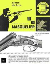 Masquelier S.P.R.L. 1964 Armes de Luxe, Liege, Belgium