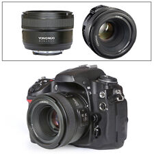 50mm F1.8 Auto Focus Lens For Nikon D300 D700 D3300 D5200 D5300 Camera
