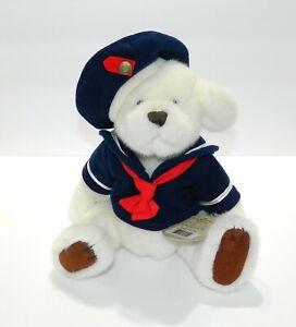 Pickford Bears Brass Button Collection Taylor Sailor Bear Stuffed Animal Toy