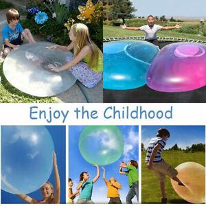 40-70CM Bubble Ball Inflatable Fun Ball Amazing Super Wubble Bubble Ball Outdoor