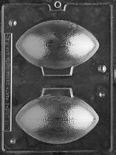 S041 3D Football Chocolate Candy Soap Mold with Instructions