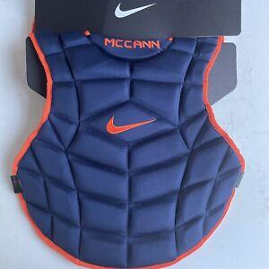 "Nike Player Edition Pro Mccann Baseball Catchers Chest Protector 17"""
