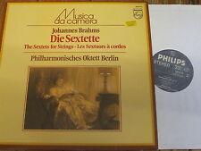 6570 570 Brahms String Sextets Nos. 1 & 2 / / Berlin Philharmonic Octet
