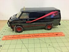 """New listing Vintage metal """"The A-Team� van by Ertl, as-is, Free shipping"""