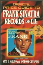 Official Price Guide to Frank Sinatra Records & CDs- 1993- Marino- 271 pages