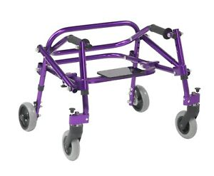 Nimbo 2G Lightweight Posterior Walker with Seat, Make offer