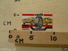 STICKER,DECAL VEITH RADIAAL 440 SUPERMETALLIC CAR
