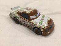 Disney Pixar Cars TACH O MINT 101 SPEEDWAY RACER MATTEL 1:55 Diecast TOKYO DRIFT