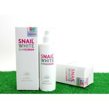 Snail White Facial Sunscreen Protection SPF50+/PA++++ UVA/UVB