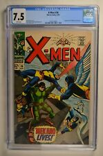 X-MEN #36 CGC 7.5 W 1st App. Mekano Marvel 9/67