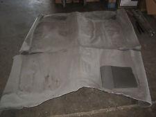 1969, 1970, 1971 Mark III Carpet set Medium Gray by Jim Wallace