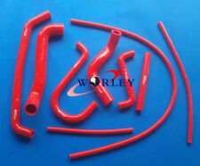 Silicone Radiator Hose Kit for Ford Falcon AU1 AU2 4.0L 6CYL 1998-2002 99 00 01