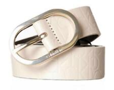 cintura donna tag: 80 - CALVIN KLEIN K60K602239 Misha logo Belt - Beige