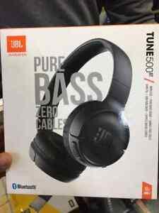 JBL Tune 500BT Bluetooth On-Ear Headphones