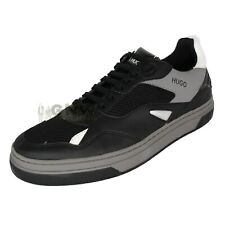 HUGO BOSS MEN TRAINERS/ SNEAKERS/ SHOES 'SWITON TENN PUME' Size:8UK NEW Was £169