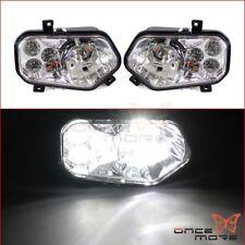 LED Conversion Headlights Lamp For 2012-2013 Sportsman Polaris RZR XP 900 800