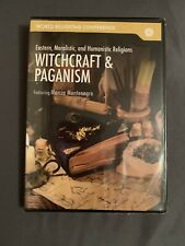 Answers In Genesis, Witchcraft And Paganism Dvd, Marcia Montenegro