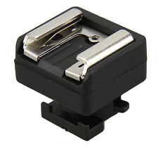 JJC MSA-1 Mini Hot Shoe Adapter for Canon Vixia HF11 HF100 HF20 HF200 HG10