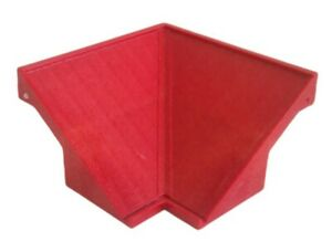 Playmobil 4324 Spares Replacement Piece 30201712 Red Plastic Corner Roof