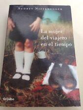 La Mujer Del Viajero En El Tiempo Niffenegger Paperback 2005 Grijalbo