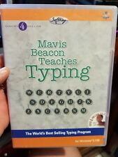 Mavis Beacon Teaches Typing - PC GAME - FREE POST *