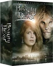 Beauty and the Beast Complete Season 1 2 3 DVD Set Series Collection TV Show Box