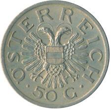 1935 / 50 GROSCHEN / AUSTRIA / OSTERREICH / COLLECTIBLE   #WT4898