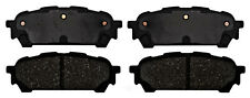 Disc Brake Pad Set fits 2004-2008 Subaru Forester Impreza  ACDELCO PROFESSIONAL