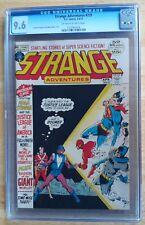 Strange Adventures #235 CGC 9.6 Justice League of America Cross-Over 1972