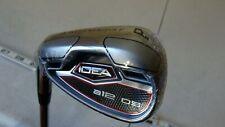 Adams IDEA a12 OS Pitching Wedge Left hand NEW! Regular flex Steel Priority Ship