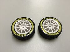 BRP Tamiya M-chassis Tire Decals 4pcs. Yellow