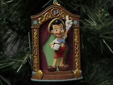 Pinocchio Disney 'Sketchbook Edition' Christmas Ornament