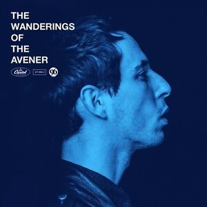 THE AVENER - THE WANDERINGS OF THE AVENER  CD NEW+