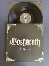 Gorgoroth – Antichrist 2009 UK LP Vinyl VG+/VG+