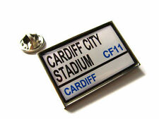 Cardiff City Championship Clubs Football Badges & Pins