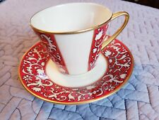Lenox FIRESONG Cup Cups & Saucer Saucers