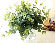 Verdadero toque hojas de eucalipto X 4-Plantas Artificiales