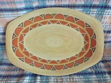 Vintage Retro Bessemer Serving Plate / Platter